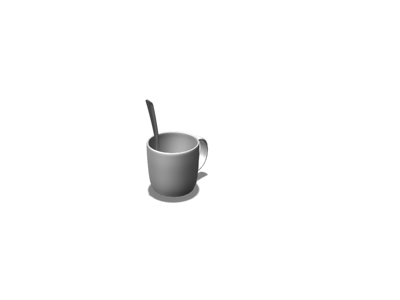 tazza - 3D design by Daniele Gambetta Apr 29, 2018