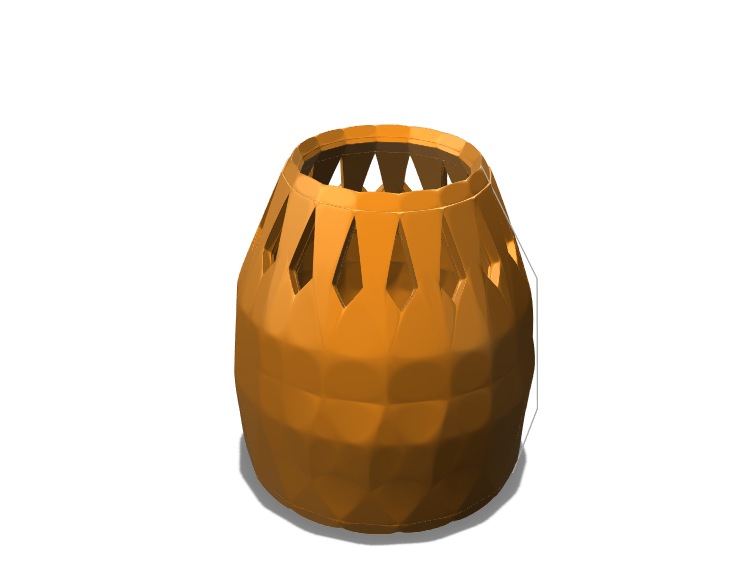 Vase - 3D design by albimartin04 Apr 11, 2018