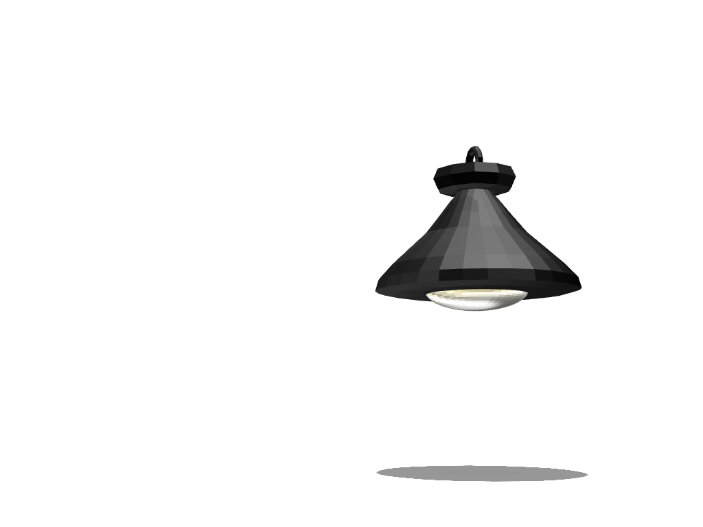 Lamp - 3D design by leon.skalczynski Nov 29, 2017
