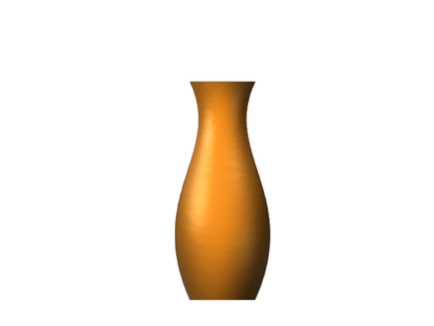 Vertical Wall Vase - 3D design by Odds and Ends on Aug 23, 2017