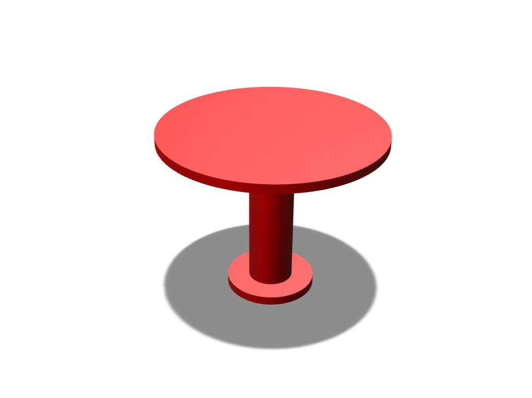 Table - 3D design by mcmahon.230 Nov 30, 2017