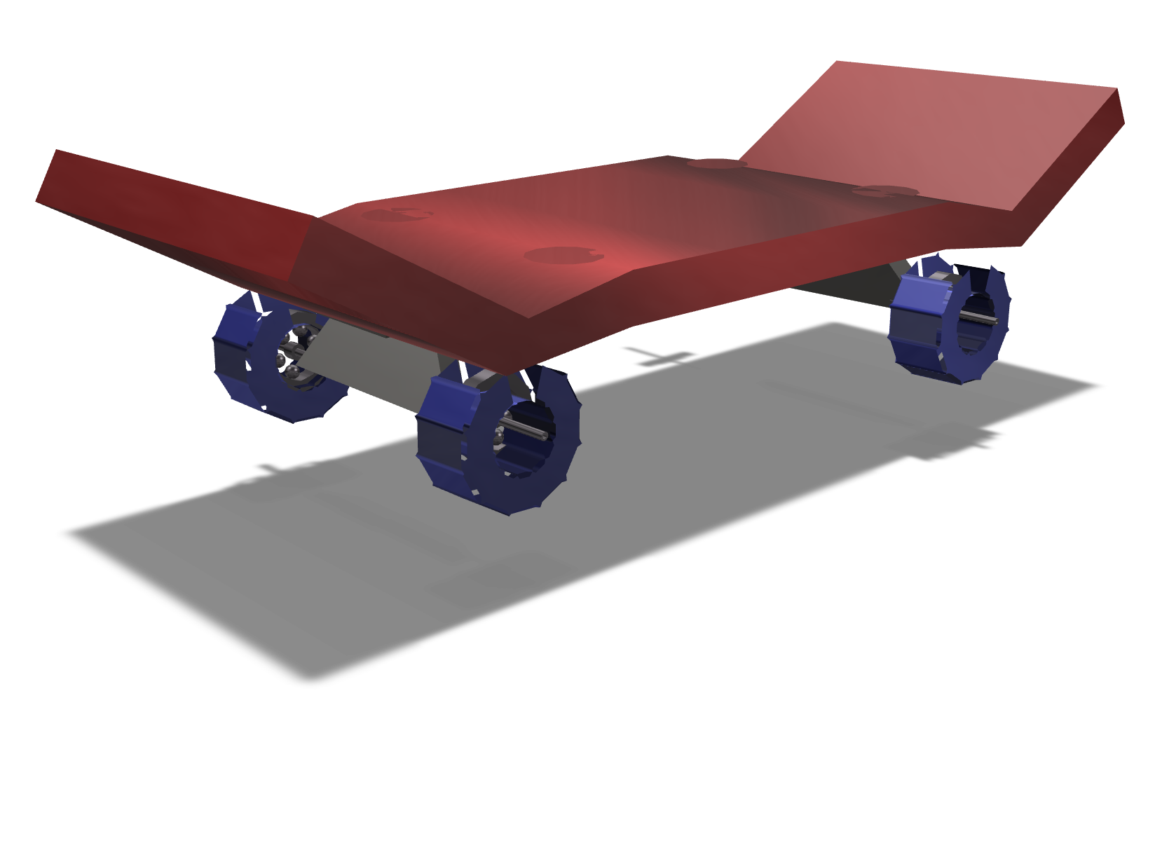 skateboard - 3D design by 730138 on May 1, 2018