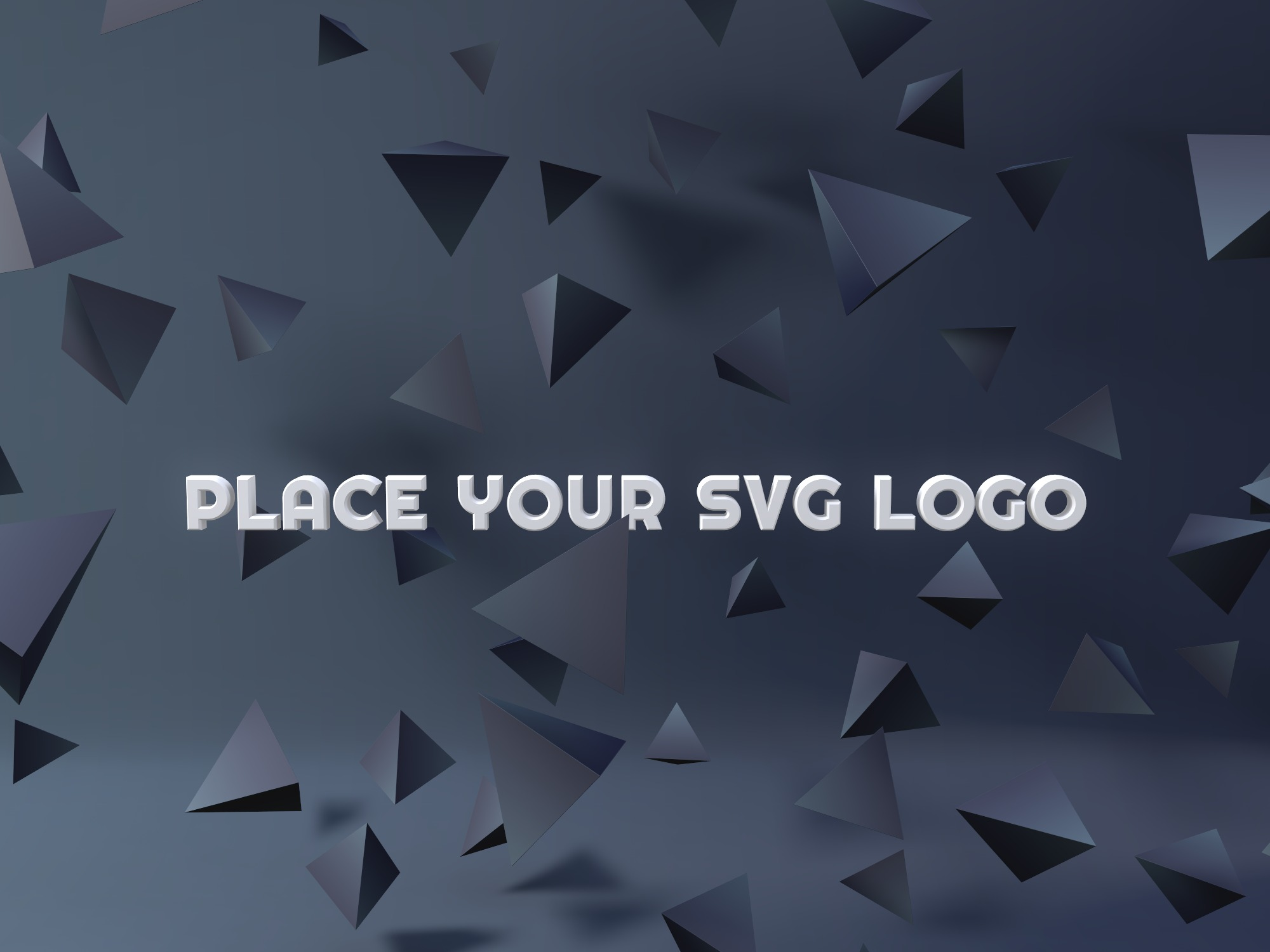 Create a 3D logo - drag and drop your design - 3D design by Vectary templates Jul 18, 2018