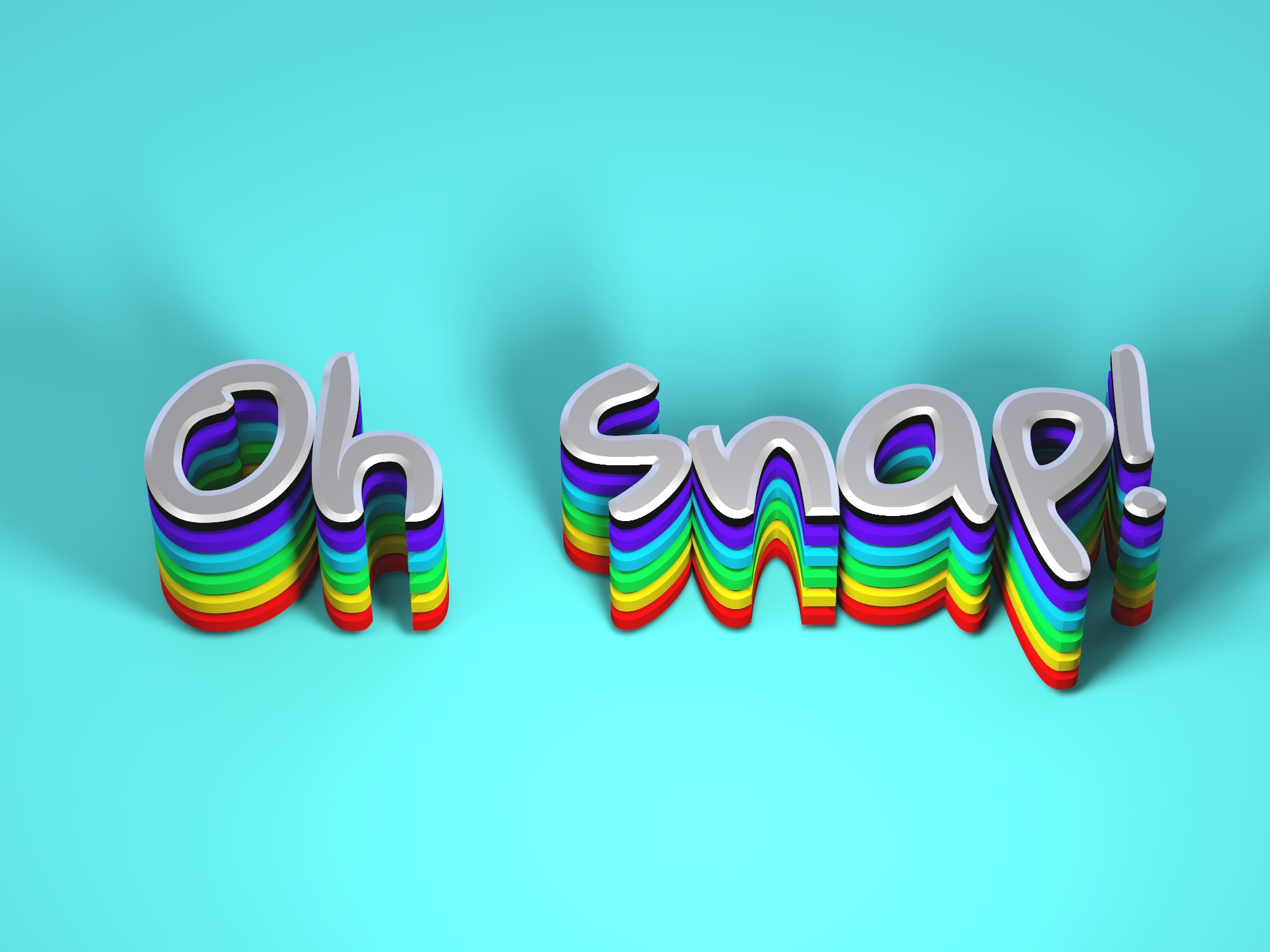 Oh snap! - 3D design by VECTARY Jul 11, 2018