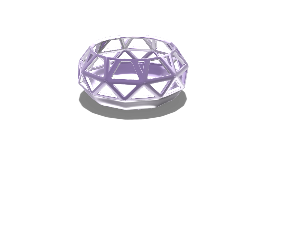 Glass bowl - 3D design by Johanna Rydeman Sep 13, 2017