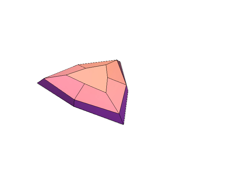 gem2 - 3D design by koelzeroa66 May 22, 2018