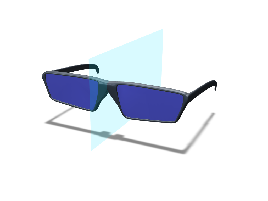 Z glasses - 3D design by Robo5292 Mar 26, 2018
