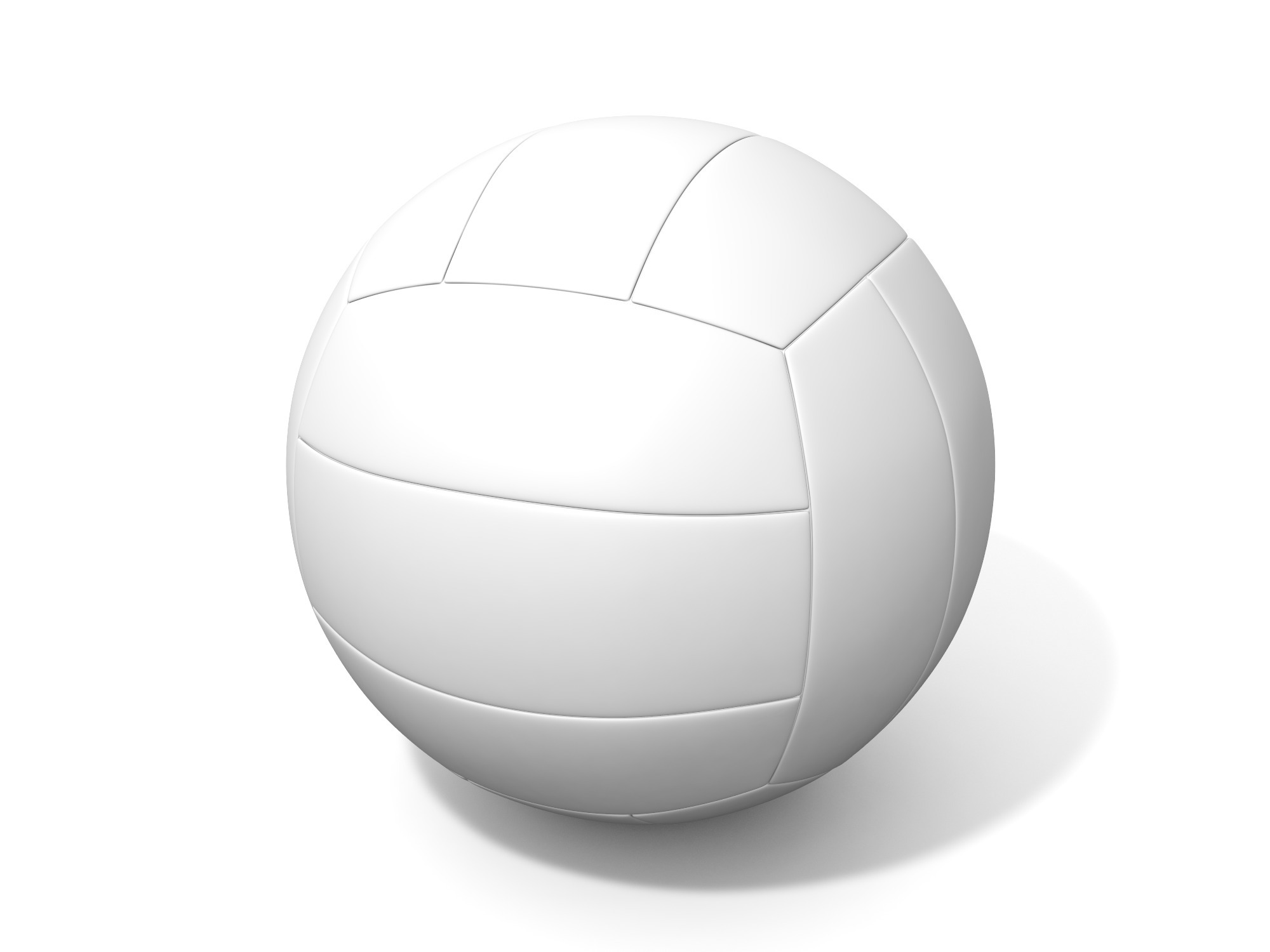 Volleyball ball - 3D design by Vectary assets Nov 6, 2018
