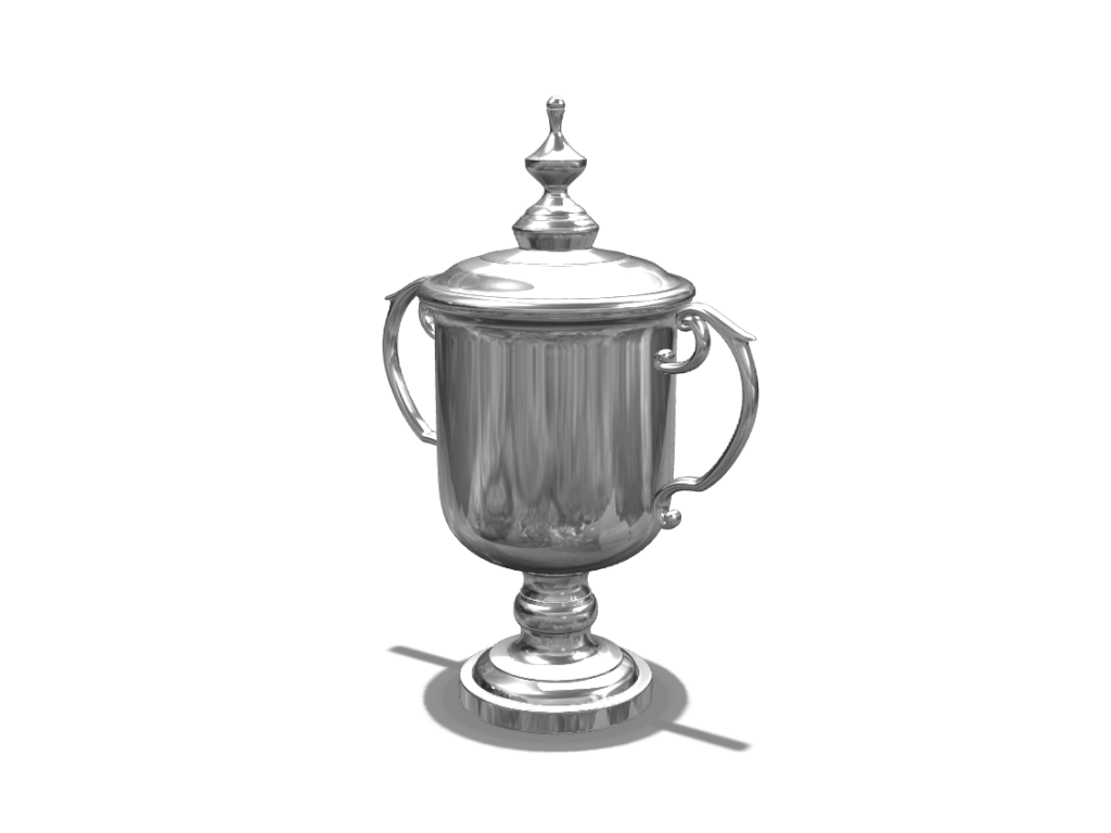 Trophy - 3D design by VECTARY Sep 8, 2017
