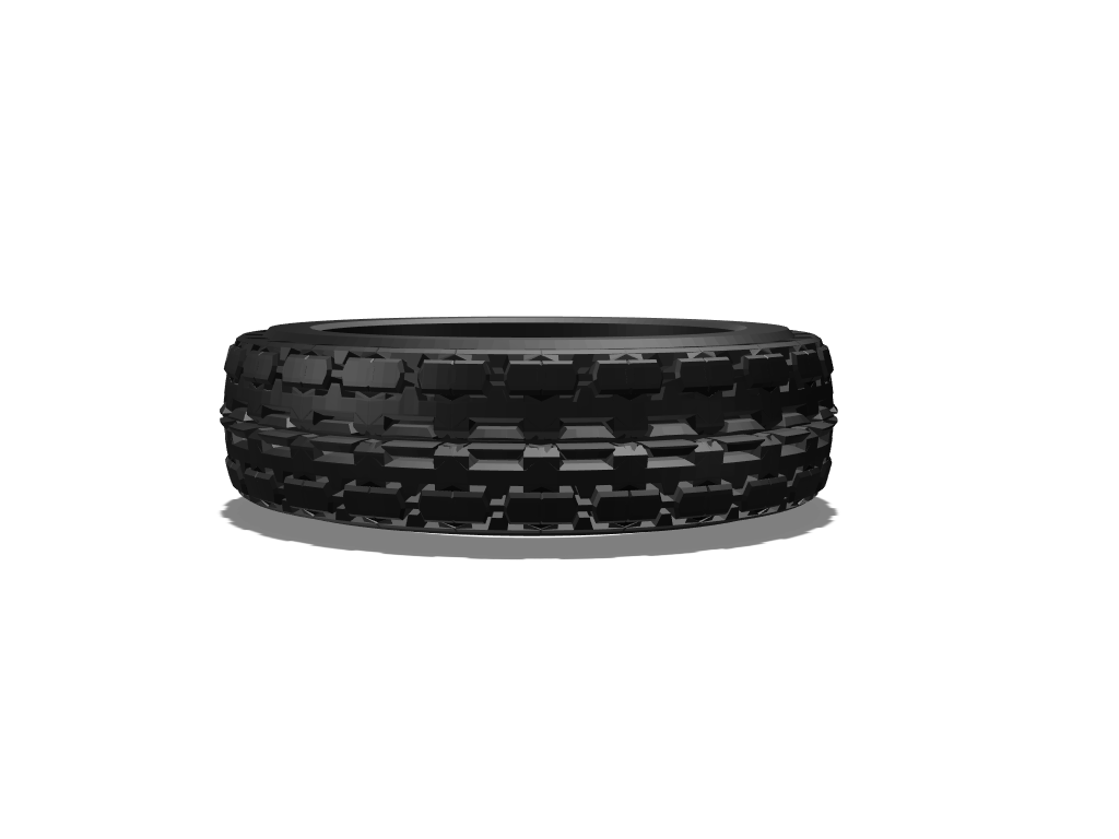 tire test - 3D design by jasonberg Mar 19, 2018