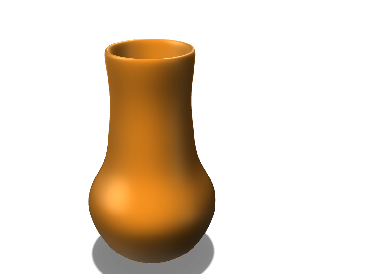 First smooth vase - 3D design by still crosshair on Aug 14, 2017