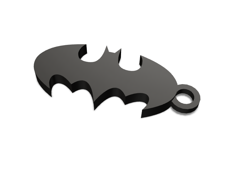 Batman2 - 3D design by JMAntunes Aug 22, 2017