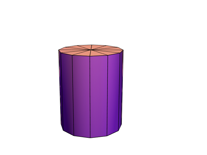 Cylinder - 3D design by Alexaos Apr 1, 2018