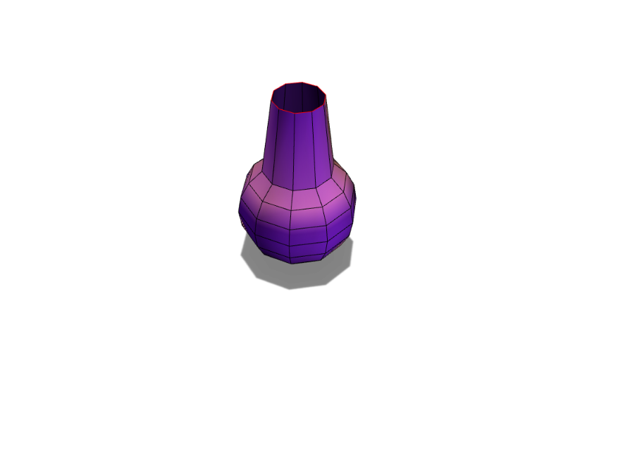 CIRCULAR VASE - 3D design by coolestlegendTHEbeast on Sep 4, 2017