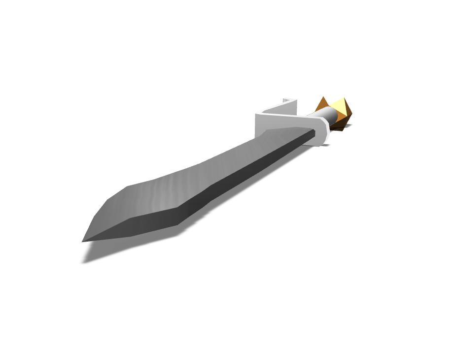 lego sabre - 3D design by Haz-Azel on Aug 19, 2017