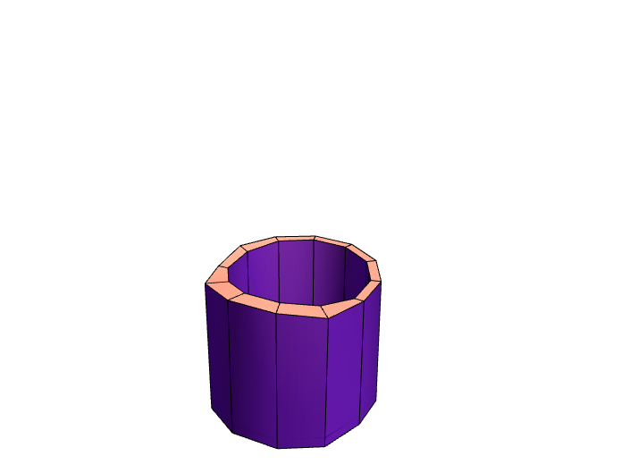 some type of cup ( my first model ) - 3D design by arlen08m Jan 5, 2018