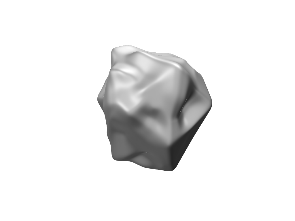 Rock  - 3D design by sebastiandollybbb Oct 12, 2017