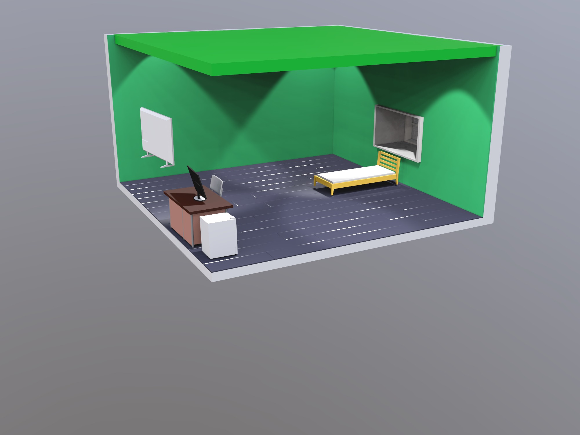 MY ROOM - 3D design by shayyab9 on Sep 22, 2018