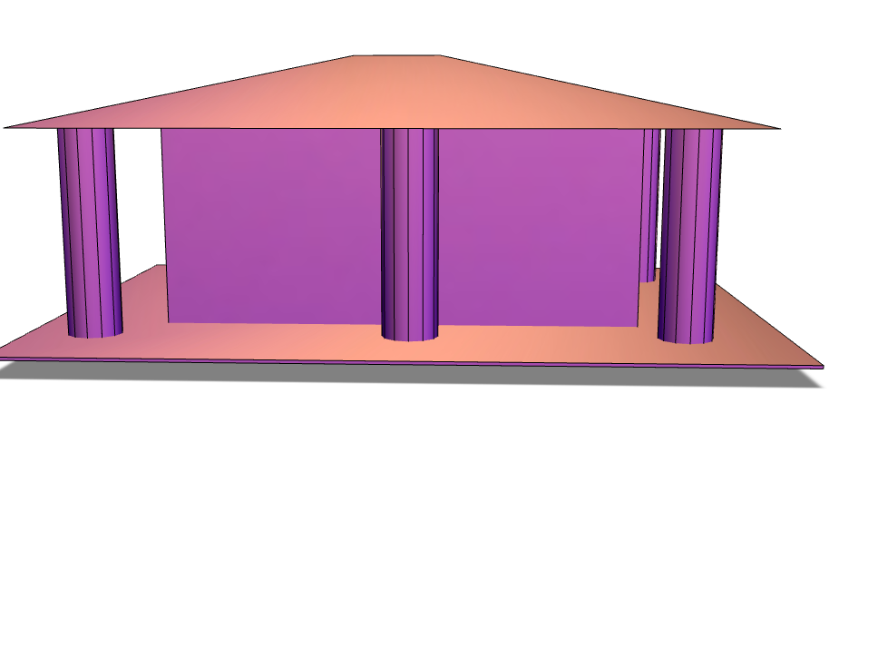 Greek - 3D design by bbacon Dec 12, 2017