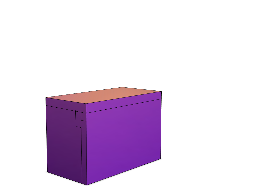 Jewelry Box - 3D design by thanh.letat2003 May 5, 2018