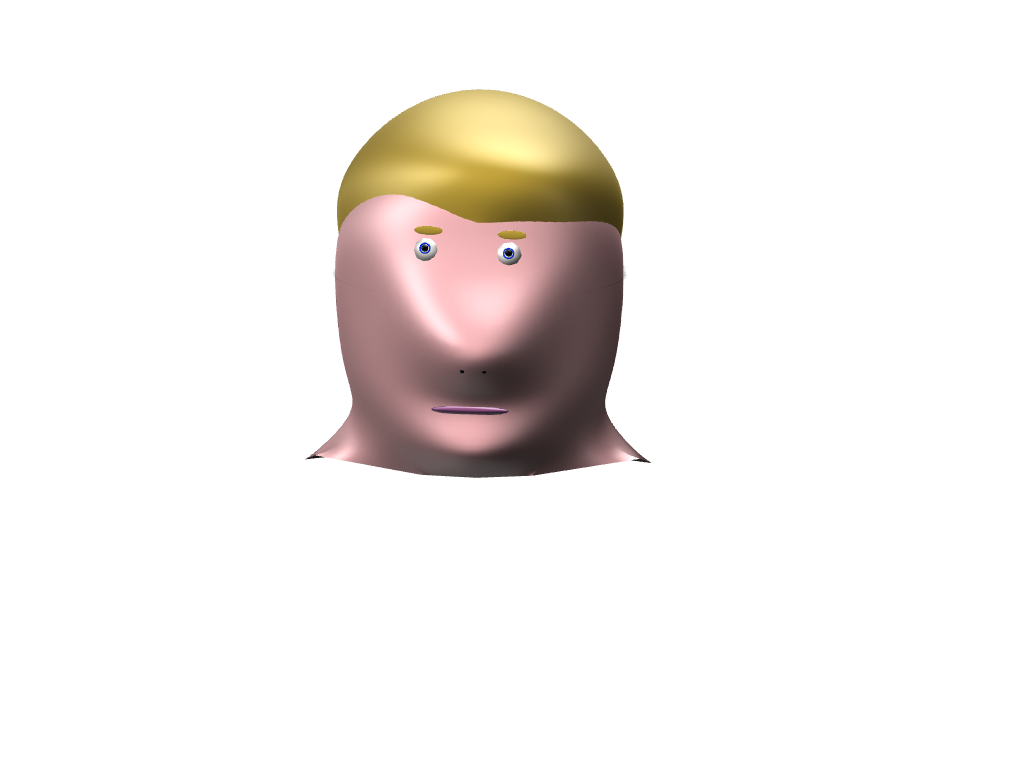 1st man/face - 3D design by cryatonic555 Sep 20, 2017