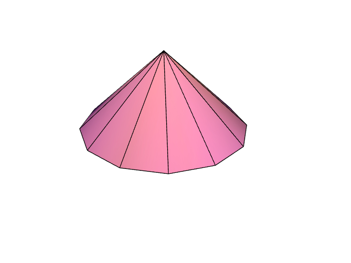 Cone - 3D design by 12703679 Dec 26, 2017