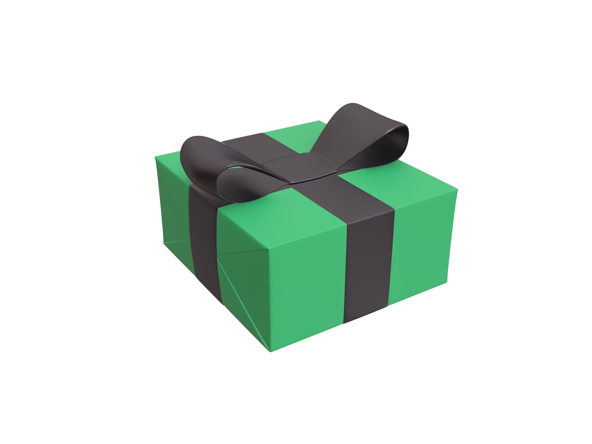 Gift box - 3D design by Vectary assets Jun 4, 2018
