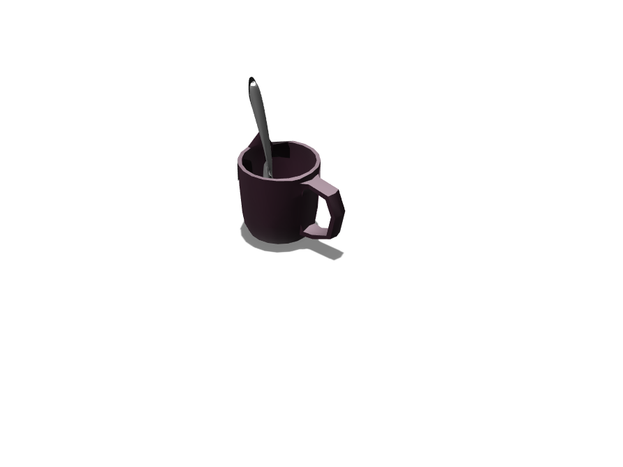 Tea... - 3D design by raya.miller Mar 15, 2018