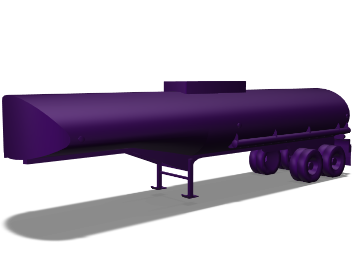 Tanker - 3D design by Sprajtak Hraje on Mar 19, 2018