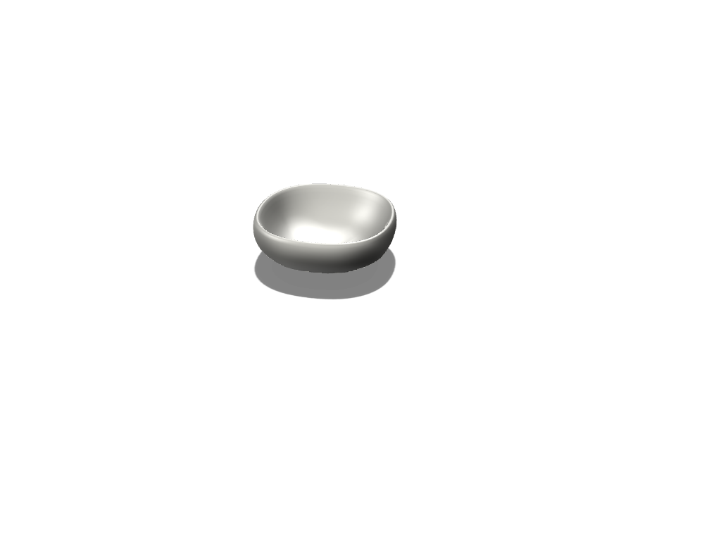 Bowl - 3D design by aldrin.t on Jun 6, 2017
