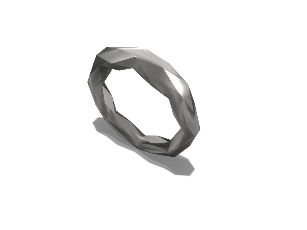 Tutorial Ring - 3D design by New Dec 30, 2017