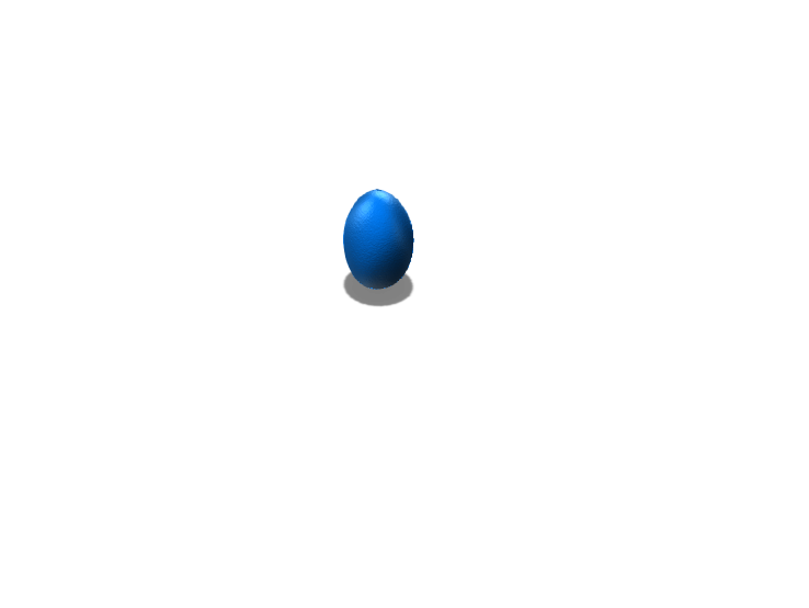 Easter Egg - 3D design by 2001354 Apr 10, 2018