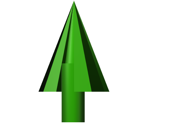 Christmas Tree - 3D design by Rayangelo Nov 24, 2017