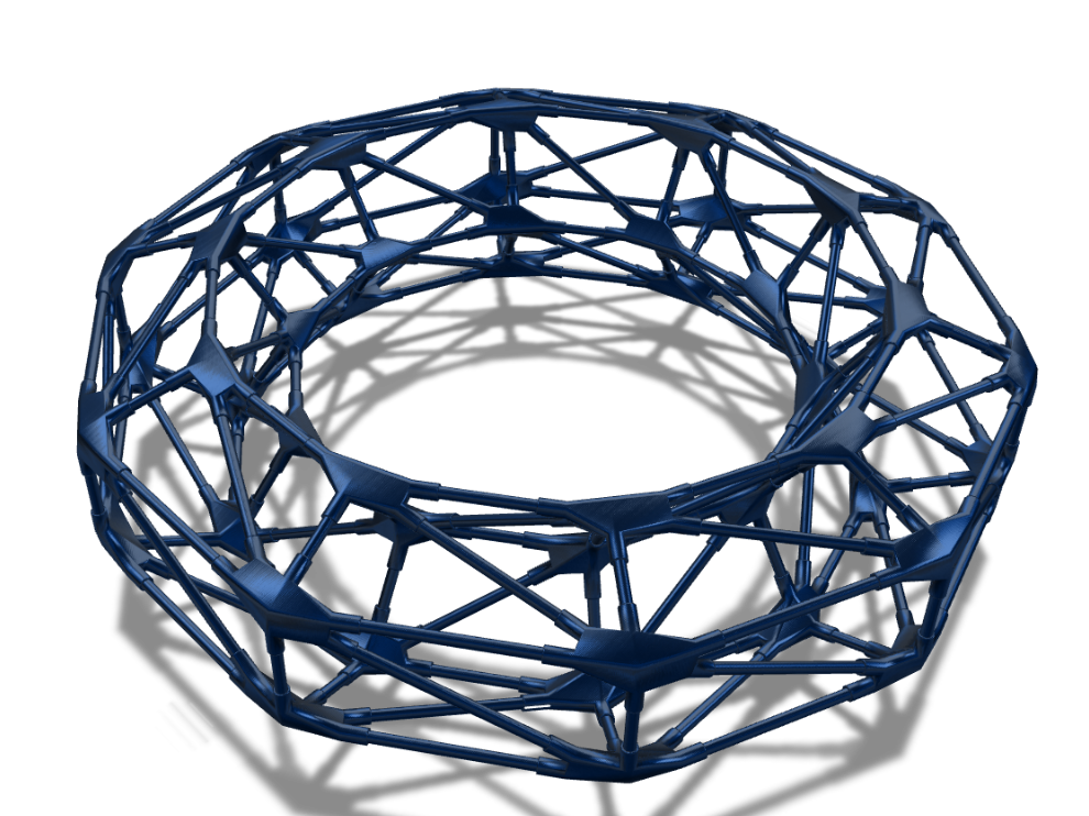 bracelet  - 3D design by Toma on Aug 29, 2017