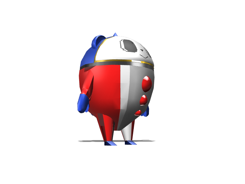 P4_Teddy_2.0 - 3D design by icyseraph on Aug 3, 2017