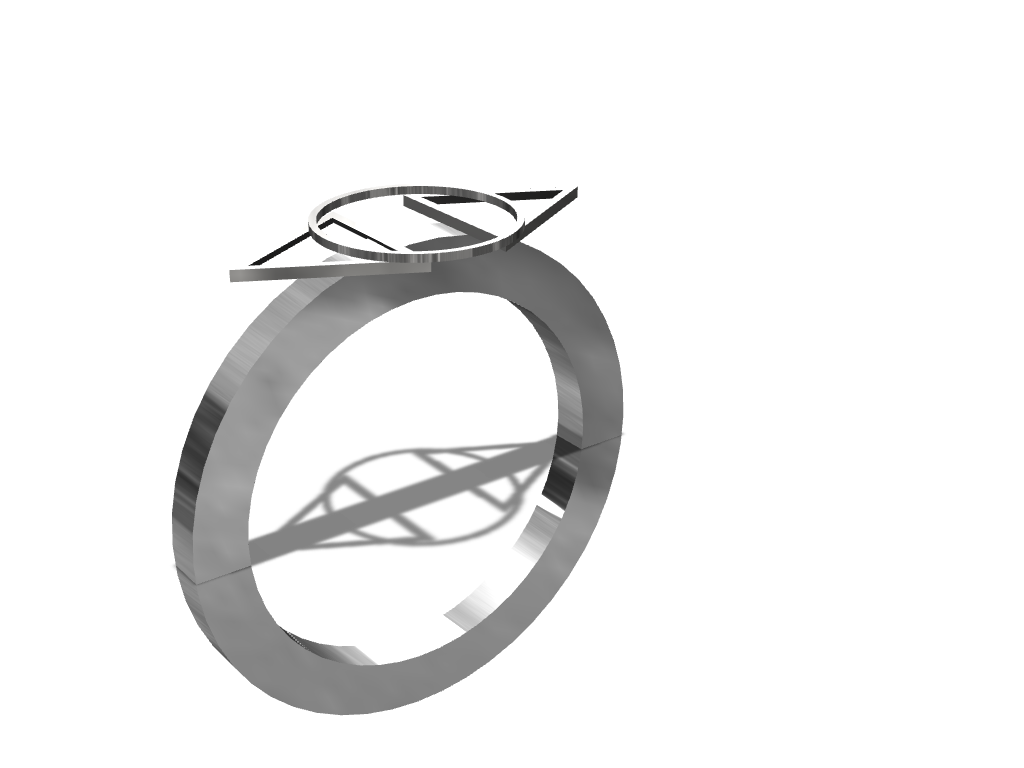 Ring 2  - 3D design by miriam.silva on Aug 23, 2017