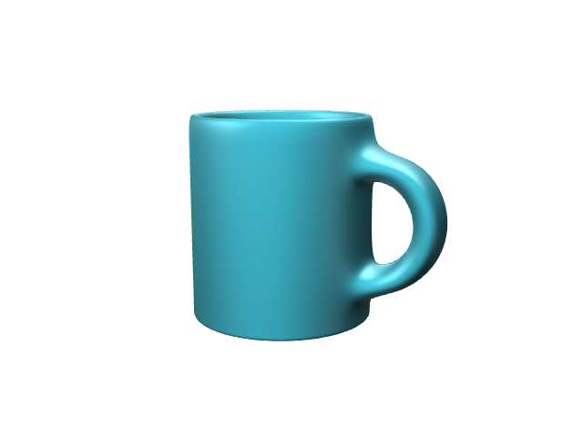 Mug - 3D design by stanleystmail+vectary Nov 25, 2016