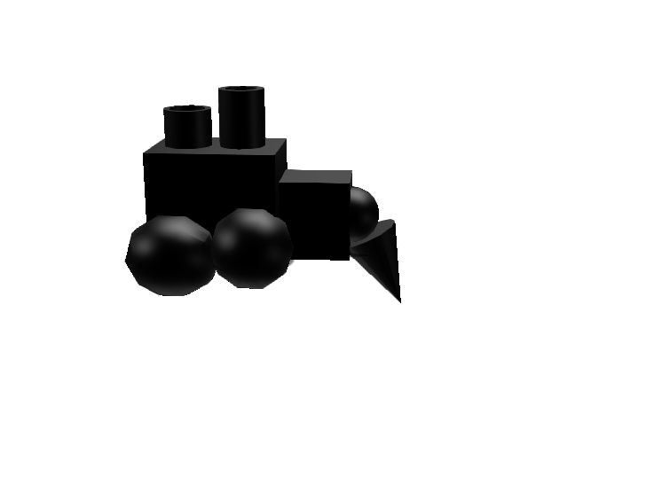 I TRIED: the industrial revolution train. - 3D design by Myra Edwards May 2, 2018