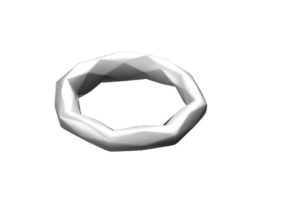 ring - 3D design by Kuldip Navadiya Jun 4, 2018