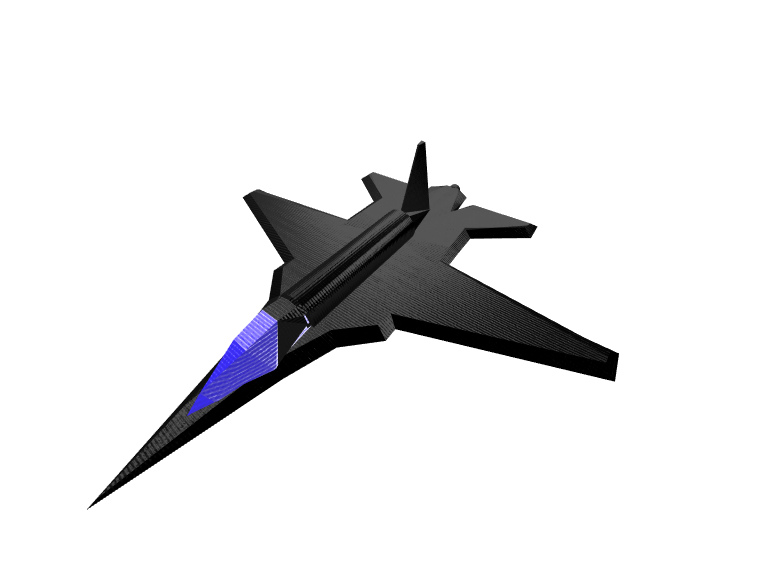 F-15 - 3D design by Damian on May 31, 2018