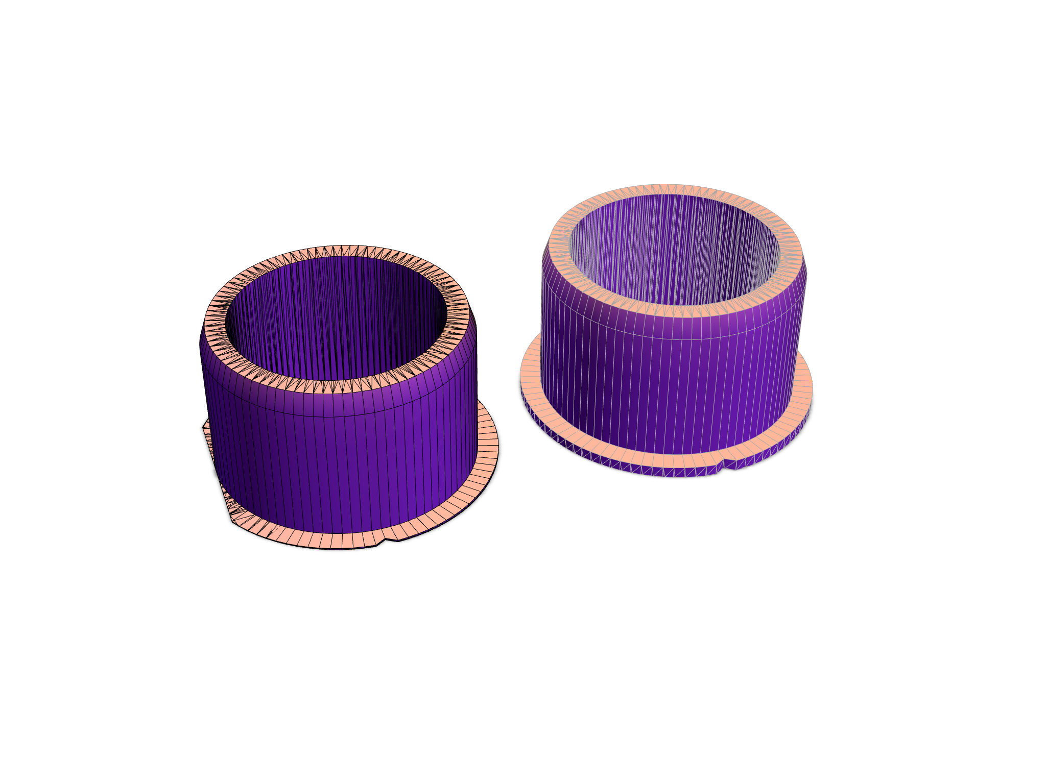 GazelleCabby_TSDZ2_midmotor_bb_adapters - 3D design by NovapaX on Jan 22, 2018