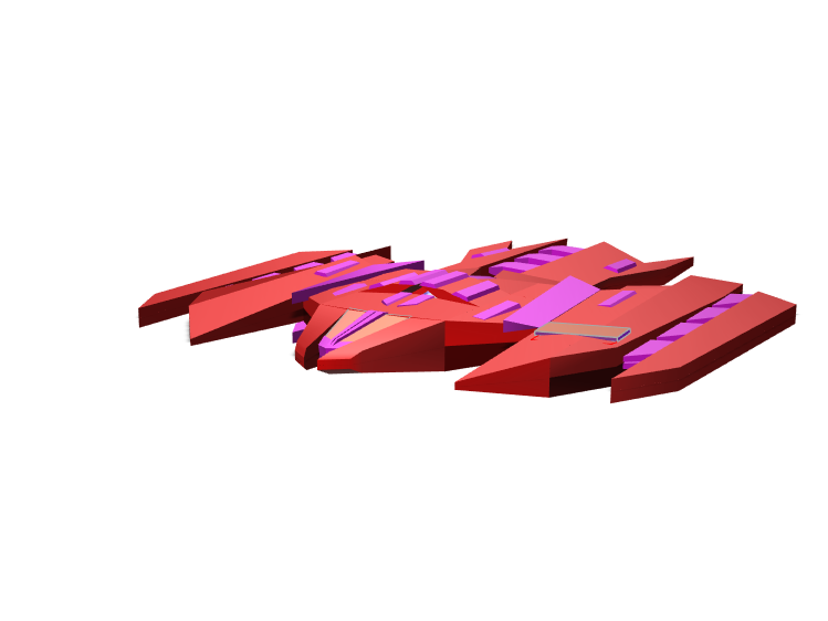Spaceship 6.0 - 3D design by esn0430 Jan 31, 2018