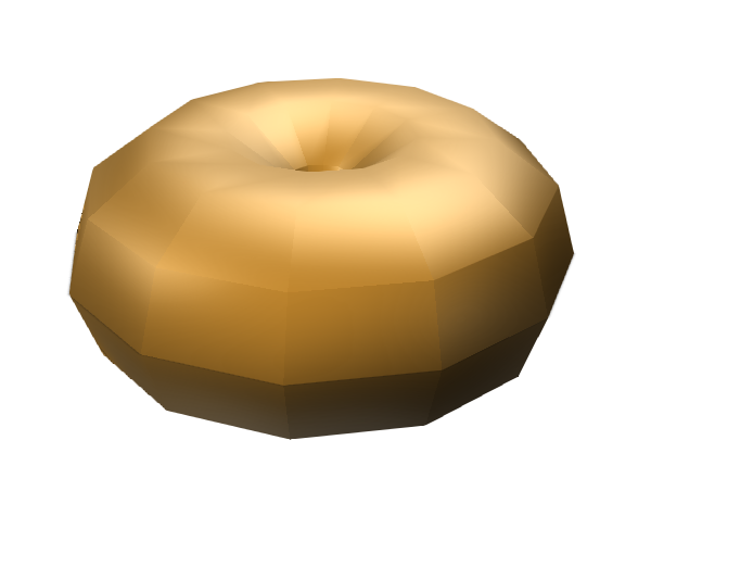 would you eat this bagel?  - 3D design by emma Mar 25, 2018