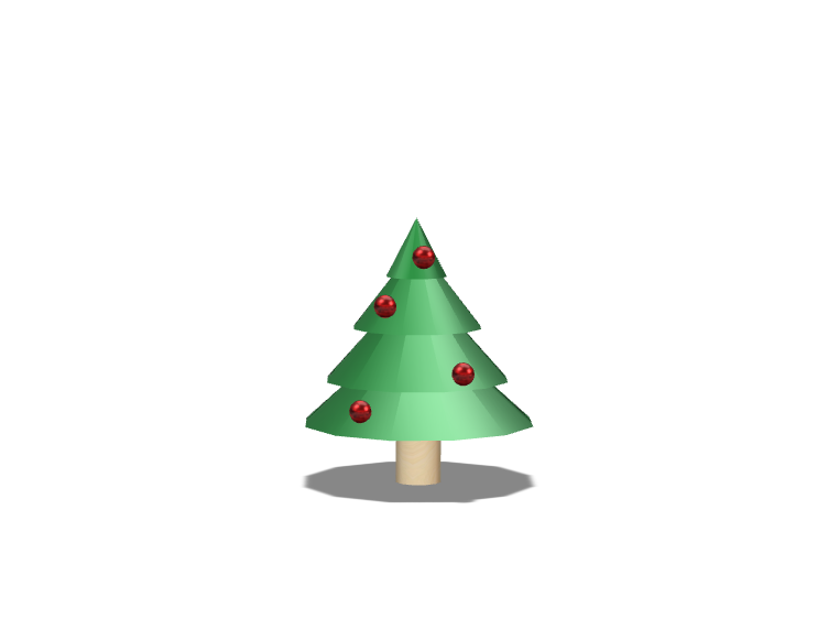 Christmas tree - 3D design by Hammerhit 36 Nov 9, 2017