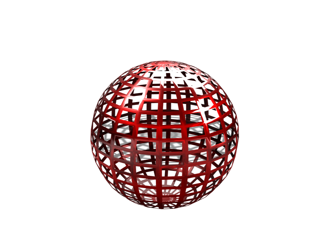 Sphere Frame - 3D design by DarkMidnight176 Apr 10, 2018