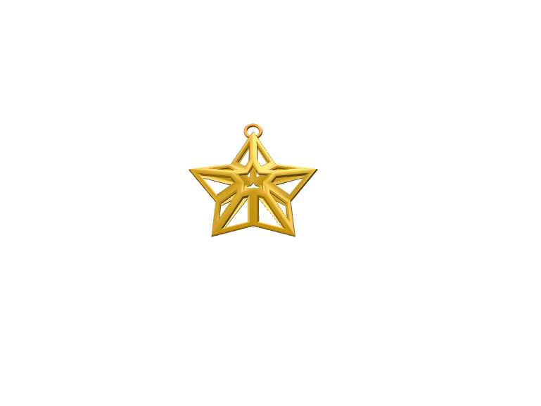 star - 3D design by wbfnitzj19 Dec 5, 2017