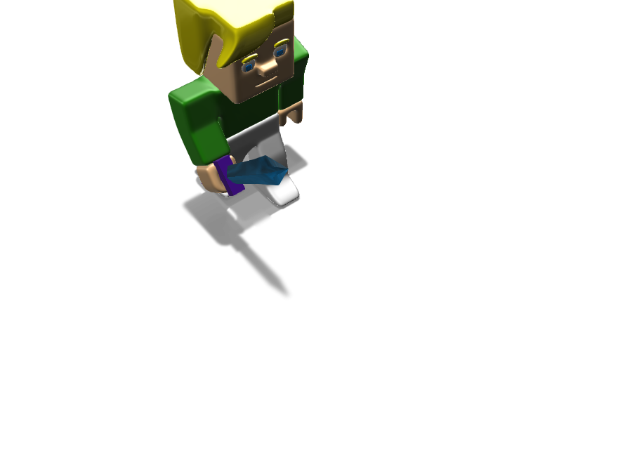 Link - 3D design by LEGEND OF LONK May 31, 2018