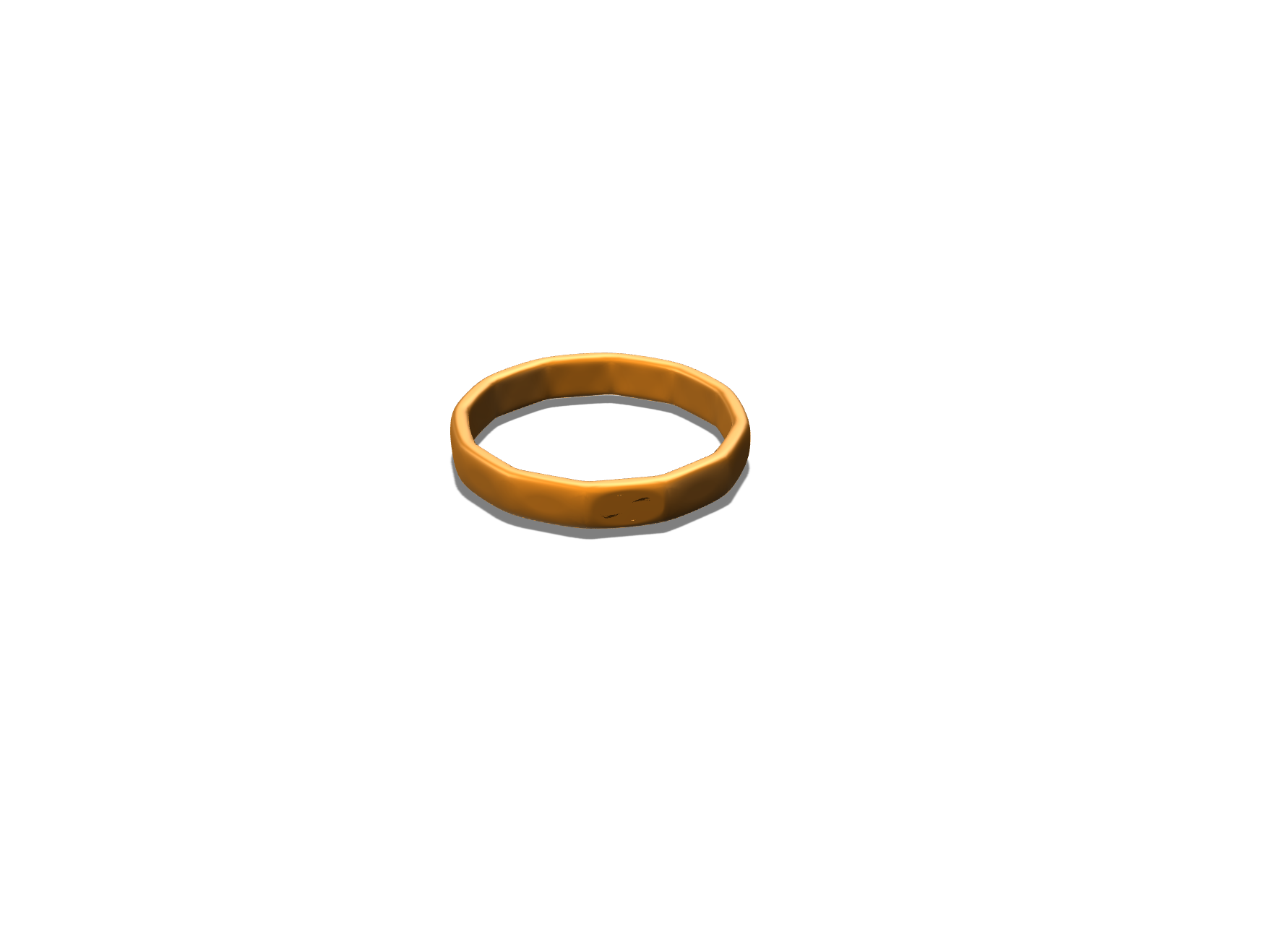square ring - 3D design by rajatsethi7 Apr 25, 2018
