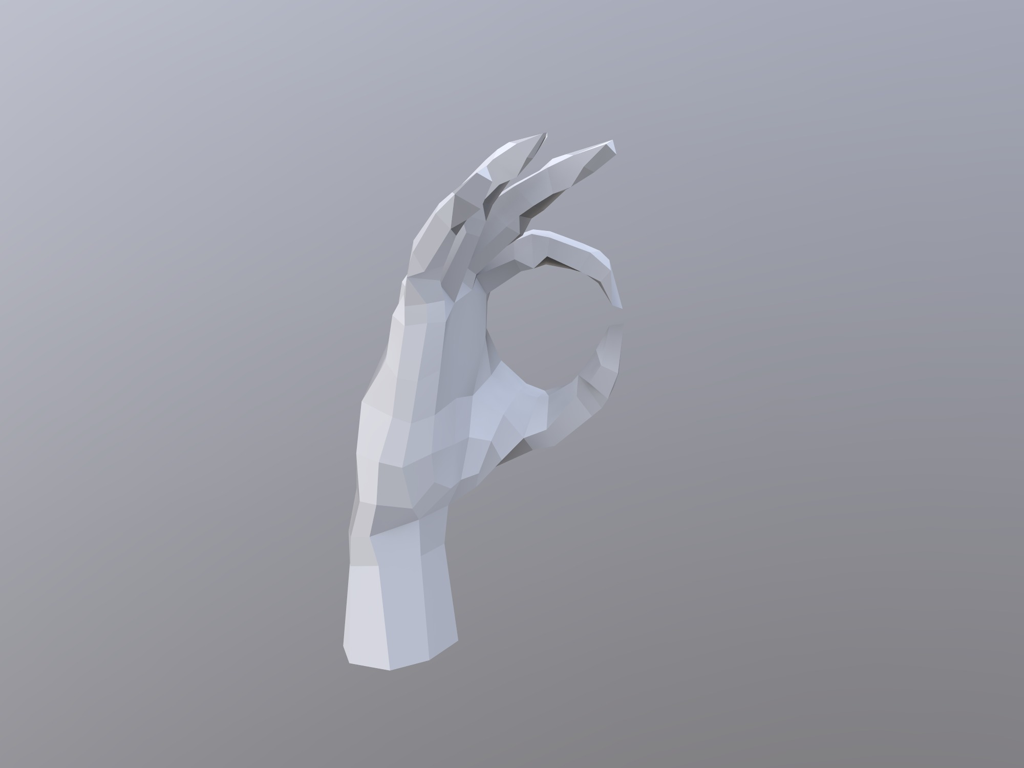 Handpicked Hand - 3D design by danny on Sep 18, 2018