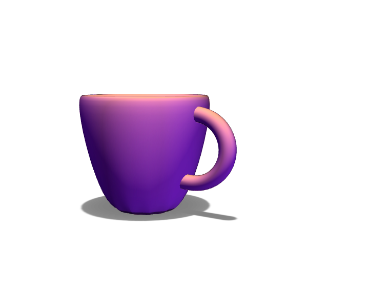 Coffee-Cup - 3D design by alexxsawyer Dec 6, 2017